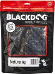 [Backorder] Blackdog Beef Liver 1kg - $16.49 ($14.84 S&S Expired) + Delivery ($0 with Prime/ $39 Spend) @ Amazon AU