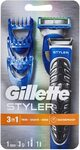 Gillette Fusion Proglide Beard Trimmer Razor and Edger $20.99 ($18.89 S&S) + Delivery ($0 with Prime/ $39 Spend) @ Amazon AU