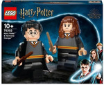 LEGO 76393 Harry Potter and Hermione Granger $128 ($124.80 with eBay Plus) Delivered @ MetroHobbies eBay