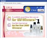 FREE 3000 Herbal Skin Care Trial Pack