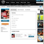 Stanley Kubrick Collection Blu-Ray - 7 Films for $22.65 from Warner Bros. Store + Other Deals