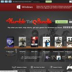 HumbleTHQ Bundle - Pay What You Want for Darksiders, Metro 2033, Red Faction Armageddon, COH