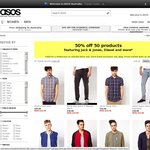 ASOS 50% off 50 Items!