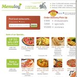 Menulog Discount Code ($10 off) Delivery Only