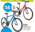 Adult 18 Speed Bicycles $58 Big W