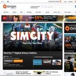 [Origin] Games on Sale, Most $6.50 (NFS, Crysis, Mass Effect)
