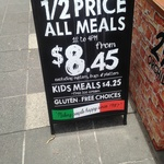 1/2 Price for All Main Dishes at Costa D Oro (between 12pm to 4pm) [Surfers Paradise]