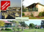 Lakes Entrance Escape:Only $199 For 3 Nights+Breakfast+Wine+Local Discounts+Bonus 4th Night Free