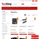 TechKing Clearance Sales Event - Corsair, Asus, Gigabyte, CoolerMaster with Huge Discounts