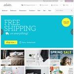 Free $10 Voucher for Sign up (Min Spend $50) + up to 70% off Sale + Free Shipping @ Adairs