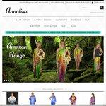 10% off Women's Cocktail and Maxi Kaftan Dresses at Kaftans by Annalisa