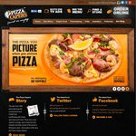 Pizza Capers Buy 2 Pizzas Get a Third Free