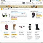 MEElectronics Sport-Fi M6 and Other Earphones: Amazon Deal of the Day from US $10.99 + Postage