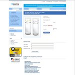 2 X Brita Fill and Go Bottles (Grey and Green) for $19.95 Delivered