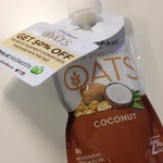 Free Chobani with Oats Wynyard Station Sydney