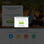 13 Bottles of Wine Mixed Dozen for $32.97 Max Delivered @ Naked Wines. New Customers Only