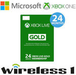Xbox Live Gold 24 Month for $88 Delivered from Wireless1 eBay