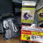 Olsent Weatherproof Power Box w/ Power Board and Timer $4.98 @ Masters Everton Park QLD