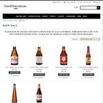 Belgium Beer - 12 Bottles of Duvel ($51.99), Chimay White ($54.99), Red ($55.99) @ Good Drop