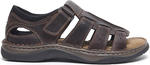 Colorado Jervis Mens Leather Sandals $49 (RRP $109.95) Mathers & Williams Shoe Stores