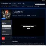 TellTale Games: 7 Days to Die, $24.95