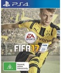 PS4 Games - FIFA 17 for $30 @ Harvey Norman