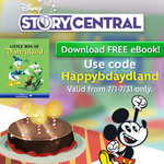 Free eBook Disney Classic Stories: Little Man of Disneyland from Disney Story Central (iOS + Android)