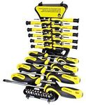 Stanley 40 Piece Screwdriver Set $19.95 Free Store Pickup (Free Delivery to Certain Postcodes Only) @ Total Tools