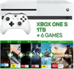 Xbox One S 1TB + 6 Games $449 @ EB Games