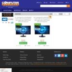 "23.5/27"" Samsung G70 144Hz Curved Monitors with Bonus $279 Razer Blackwidow Keyboard for $479/$649 + Shipping @ Computer Allianc"