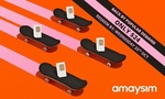 New Customers $24 for 6 Renewals of amaysim Unlimited 2GB Mobile Plan ($4 per 28 Days) @ Groupon