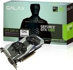Galax Nvidia GeForce GTX 1060 OC 3GB $263.20 (Shopping Express eBay)