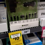 [MORAYFIELD, QLD] Moki 8-in-1 USB Charge pack was $39.99 now $10 @ Woolworths