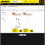 Jaybird Freedom 2 - Wireless in-Ear Headphones $149 (Was $229) at JB Hi-Fi