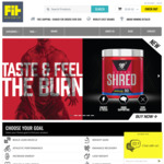 15% off @ Fit Nutrition Fix