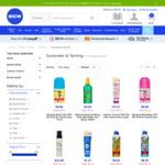 40% off Nivea, Cancer Council, Banana Boat, Bondi Sands Suncare Products @ Big W