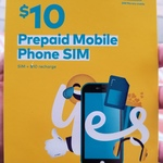 [NSW] Free $10 Optus Prepaid Mobile SIM @ Sydney Central Station