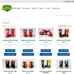 50% off Licensed A League Ugg Boots and Slippers ($9.95 Delivery) @ Team Kicks