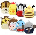 Kids Animal Backpacks - $14.99 USD (~$20 AUD) @ Sniff It out