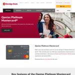 Bendigo Bank Qantas Platinum Mastercard: Bonus 60,000 Qantas Points (min. spend $2,500 in 90 days) + $149 Annual Fee