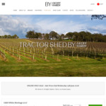 Tractor Shed: 16 Premium SA Wines - Reds from $79/Doz. Whites from $65/Doz + Free Shipping