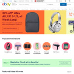 Get a $30 | $50 eBay Voucher When You List & Sell $100 | $700 Worth of Items @ eBay