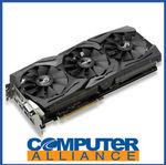 ASUS GTX1070 8GB STRIX $539.10 + $15.00 Delivery @ Computer Alliance eBay