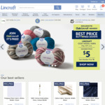 Lincraft 50% off Fabric Sale In Store & Online