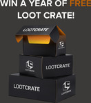 Win a Year's Subscription from Loot Crate