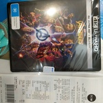 Avengers Infinity War (Early Release Date/Broken Street Date?) $35 for 4K Blu-Ray Big W