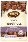 Half Price Lucky Natural Hazelnut Kernels 125g $2.65 @ Coles