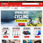 99Bikes Spring Sale - $20 off $150 Spend - Online Only for Club 99 Members