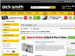 Samsung ST60 Digital Camera Silver $128