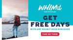 Buy a 21 Day Bus Pass | Get 1 Day Free, 45 + 5 Free | 60 + 6 Free | 90 + 9 Free | 120 + 12 Free | 365 + 18 Free @ Greyhound
